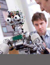 Humanoid robot helps scientists to understand intelligence