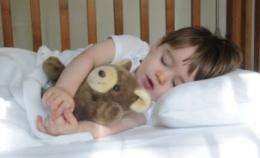 Hyperactivity associated with short sleep-time for young boys: study