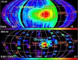 UNH space scientists help catch the interstellar wind