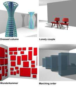 Interior design now has a language all its own
