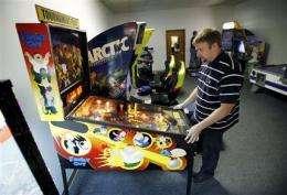 Iowa town seeks status as video gamers' mecca (AP)