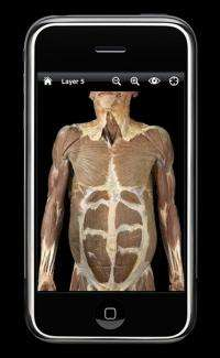 iPhone the body electric
