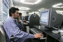 Iraq to impose controls on Internet (AP)