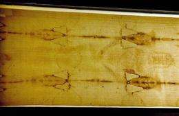 Italian group claims to debunk Shroud of Turin (AP)