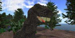 K-State using Second Life island to help high school students learn earth science