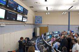 LHC sets new world record