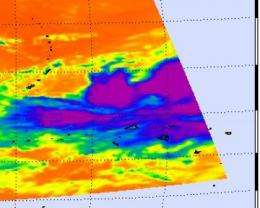 Marianas on alert: Melor joins the typhoon group