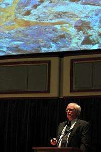 Mars explorer says we'll find life on other planets within 10 years