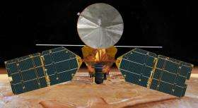 Mars Orbiter Puts Itself into Precautionary Mode