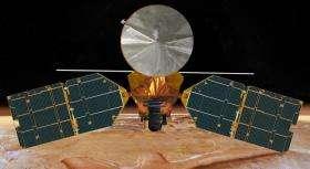 Mars Orbiter Resumes Normal Science Operations