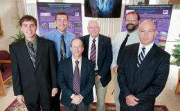 Mechanical and nuclear engineers receive award for top-100 technology product of 2009
