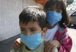 Mexico on edge as reports of swine flu cases climb (AP)