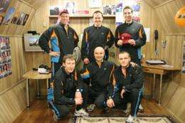 Mission accomplished: 105-day Mars mission simulation ends in Moscow