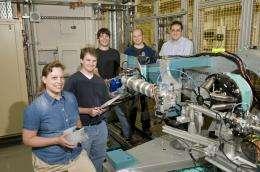 Nanoscale structures revealed on Diamond's latest beamline