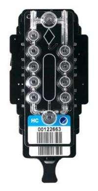 Nanosphere's Disposable Cartridge