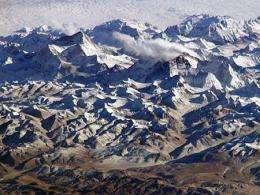 NASA Heads up Mt. Everest