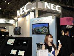 NEC Electronics and Renesas Technology announced plans for a merger