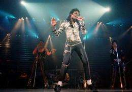News of Jackson's death first spread online (AP)