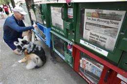 Newspaper circulation may be worse than it looks (AP)