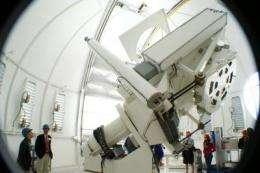 NJIT receives funding to improve Big Bear Telescope, study solar energy