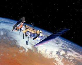 NOAA-N Prime Satellite