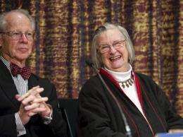 Nobel winners helped by independence, coffee (AP)