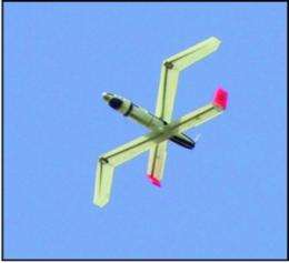 NRL's XFC UAS achieves flight endurance milestone