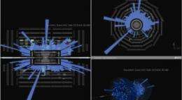 Particle physics - it matters