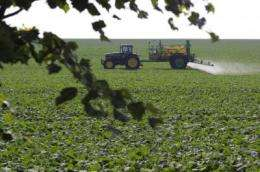 Pesticides -- easier detection of pollution and impact in rivers