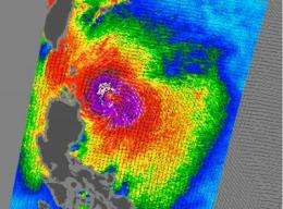 Philippines breathing easier as Typhoon Lupit turns north