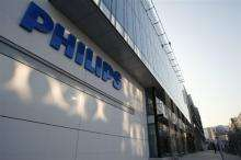 Philip's net profit of 176 mln euros ($259 million) was nearly triple the year-earlier result