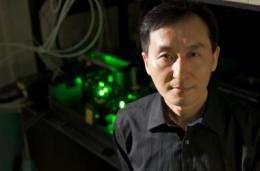 Regular light bulbs made super-efficient with ultra-fast laser