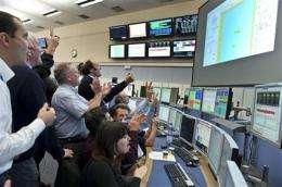 Restored machine to explore mysteries of Big Bang (AP)