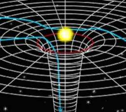 Rewriting general relativity?