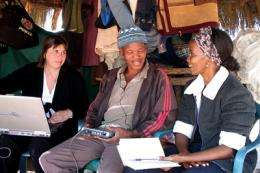Scholar helps classify clicks in African languages
