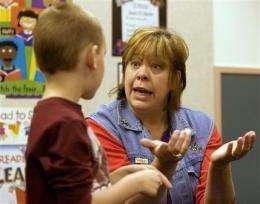 School nurse shortage hampers swine flu response (AP)