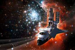 Servicing Mission 4 -- the fifth and final visit to Hubble