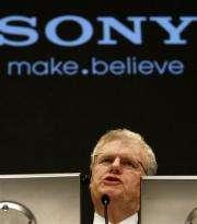 Sony chief executive outlines turnaround plan (AP)