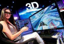 Sony signs 3-D video deal for 2010 World Cup (AP)