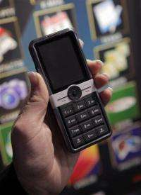 Space: The final frontier for cell phones? (AP)