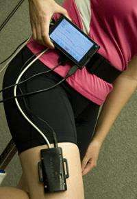 Star Trek-like technology offers noninvasive monitor for patients and athletes