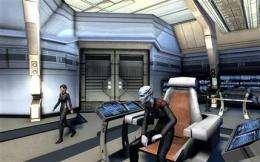 'Star Trek Online' to beam gamers to the bridge (AP)