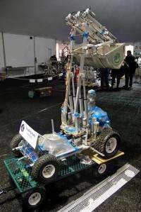 Teams Win at NASA National Lunar Robotics Competition