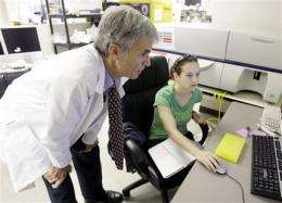 Texas begins $3 billion quest to cure cancer (AP)