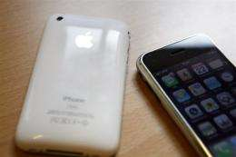The Apple iPhone