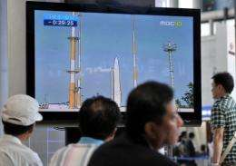 The countdown stopped just eight minutes before the scheduled launch