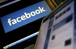 The Facebook website had 22.7 million visitors in Britain in February