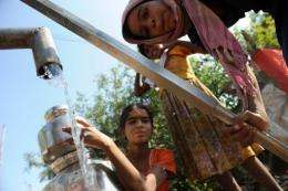 The filter is designed to be used in rural households