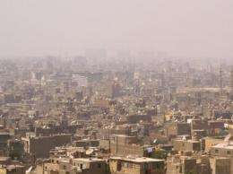 They're alive!! Megacities breathe, consume energy, excrete wastes and pollute