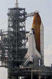 Thunderstorms cause 5th delay for space shuttle (AP)